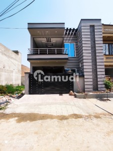 5.Marla Brand New Double Story House Available For sale In Snober city Green Villas Adyala road
