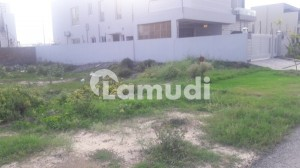 6 Kanal Plot For Sale  Located Dha Phase 6 Block E Lahore