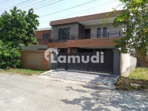 Brand New House Is Available For Urgent Sale With Beautiful Lawn
