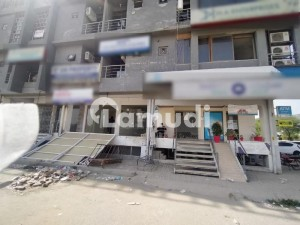 Two Main Commercial Shop Is Available For Rent In Prime Location Of Islamabad