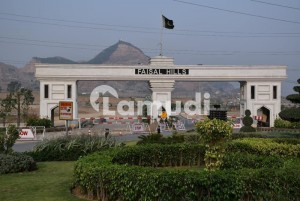 Residential Plot Is Available For Sale In Faisal Hills Block B