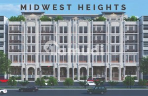 459.46 Square Feet Second Floor Shop For Sale In Sector C1 Bahria Enclave Islamabad