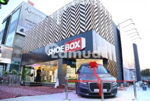 Brand New Shops Available For Rent On M M Alam Road
