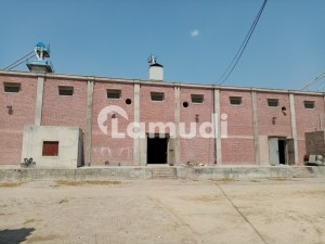 84 Kanal Factory available for sale in Arifwala Road, Sahiwal