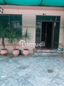 Commercial Space Office Is Available For Rent In Johar Town Block Q