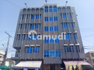Perfect 4.7 Marla Building In Shahi Road For Sale