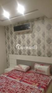 1 Bed Fully Furnished Apartment For Rent In Sector C Bahria Town Lahore