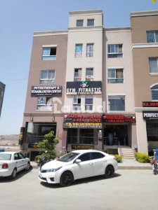 8 Marla 5 Storey Plaza For Sale In Spring North Bahria Expressway Phase 7