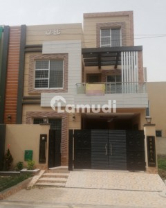 6 Marla Luxury Corner House For Sale In Aa Block Sector D Bahria Town Lahore