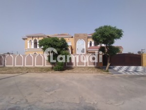 Brand New 2 Kanal Bungalow Is Up For Sale In Valencia Near Jamia Masjid