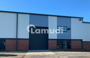 I-9 5 Kanal Huge Warehouse For Sale In Industrial Area Islamabad On  Attractive Rental Value.