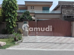 A Good Option For Sale Is The House Available In Wapda Town In Lahore