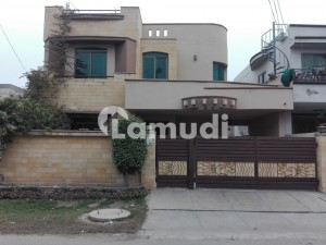 Wapda Town House Sized 10 Marla Is Available
