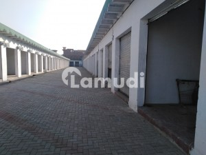 200 Square Feet Shop Is Available For Sale