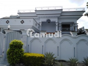 21 Marla Spacious House Available In PAF Road For Sale
