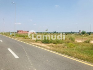 Plot # 1027 Available For Sale In Good Location