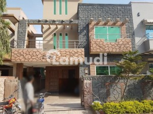 10 Marla  Beautiful House In Bahria For Rent