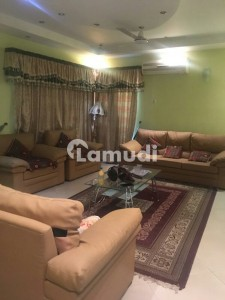 Fully Furnished Kanal House For Rent
