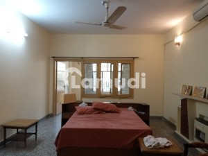 444 Sqyd Fully Furnished Upper Portion  Is Available For Rent In F-6