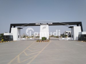 3 Marla Plot For Sale Ideal Canal View Phase 2