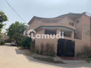 1575  Square Feet House In Wapda Town