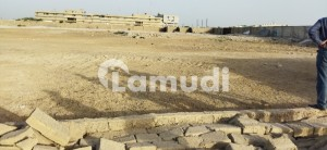 500 Yard Plot For Sale In Beach Streets Phase 8 Karachi