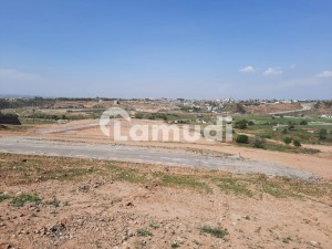 10 Marla Plot For Sale On Easy Instalments In Garden City Zone 3 Bahria Town