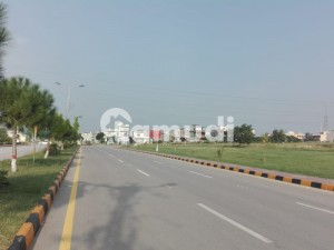 5 Marla Corner Park Face Residential Plot At Hot Location For Sale In Faisal Margalla City