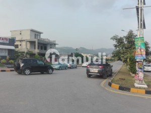 5 Marla Corner Residential Plot At Hot Location For Sale In Faisal Margalla City