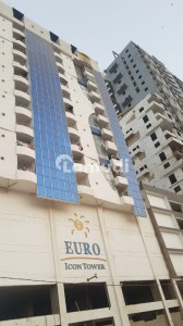 Euro Icon Tower Duplex Flat Available For Rent Neat To Hadri Market Brand New One Unit