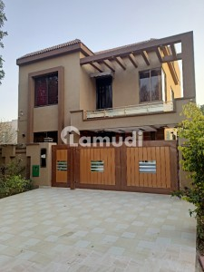 """Like Brand New 10 Marla House on 60""""Feet Road with Basement is available for Sale in Overseas B"""