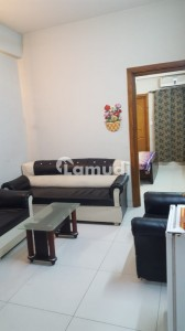 One Bed Fully Furnished Apartment For Rent In E-11 Islamabad