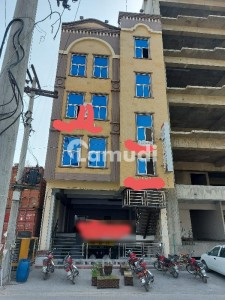 5 Story Plaza For Sale At Jranwala Road Kohnoor City For Sale