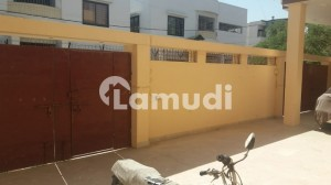 Bungalow With 1st & Ground Floor Portion Available For Rent