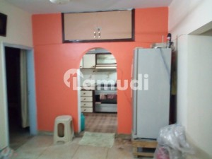 1095  Square Feet Flat In North Nazimabad For Rent