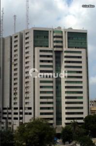 Nice Office For Rent In Saima Trade Tower Main Ii Chundrigar Road