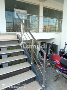 Ground floor shop urgently for sale  size 290 square feet