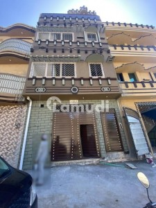 Brand New 2 Bedroom Flat With Attached Bathroom