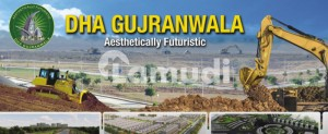 A Stunning Residential Plot Is Up For Grabs In Dha Defence Gujranwala
