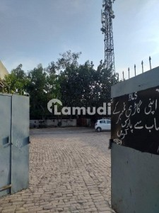 2 Kanal Commercial Plot For Rent Main Airport Road Near Lahore Broast