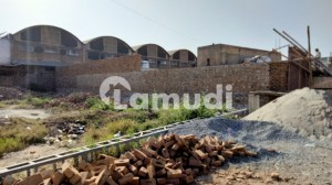 13 Marla Industrial  Plot For Sale In Hayatabad Industrial Estate