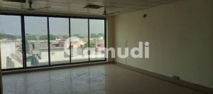 4 Marla Second Floor Office Available For Rent In Dha Phase 3.