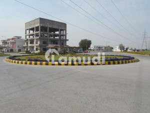 10 Marla Plot For Sale In Bolan Block At DC Colony Gujranwala