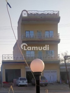 5 Marla Triple Storey Commercial House For Sale