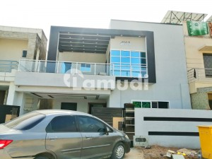 Fabulous Brand New 10 Marla House For Sale In Overseas Sector