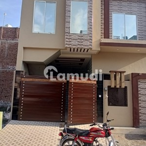 Very Beautiful 3 Marla House For Sale