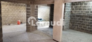 100 Yards Commercial Upper Portion With 1 Washroom