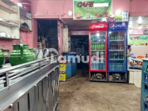 3 Commercial Shops With Building For Sale In Lakhpati Chowk Ranchore Line Karachi