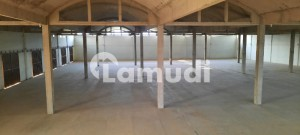 32000 sqft warehouse with 30 Feet Height available for Rent.