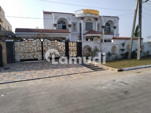 2 Kanal Brand New Bungalow For Urgent Sale